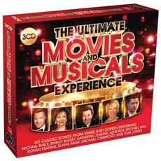 Ultimate Movies & Musicals Experience (3 Cd)