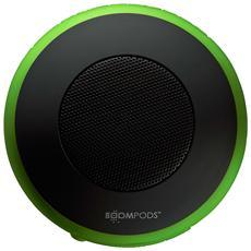 Speaker Audio Portatile Aquapod Bluetooth Potenza 3W Verde