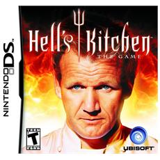 Hell's Kitchen: The Game, Nintendo Ds (versione Inglese)