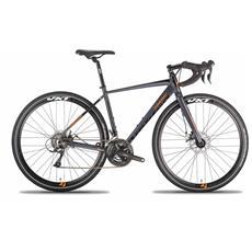 Bici Corsa Vektor Gravel Shimano Claris 3x8v Disc