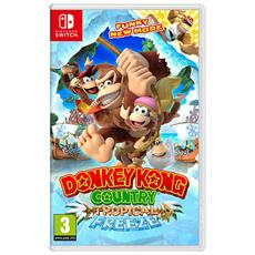 NINTENDO - Switch - Donkey Kong Country: Tropical Freeze -...