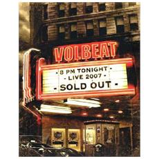 Dvd Volbeat - Live - Sold Out! (2 Dvd)