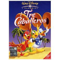 Dvd Tre Caballeros (i)