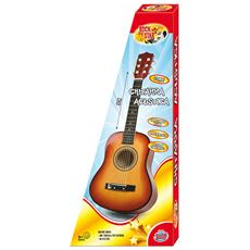 Rock Star - Chitarra In Legno 75 Cm