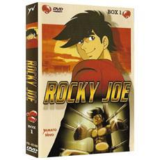 Dvd Rocky Joe - Stagione 01 #01
