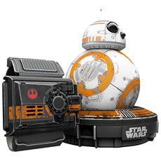BB-8 Droide Star Wars Edizione Speciale + Braccialetto Force Band