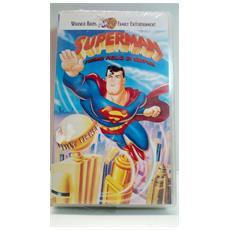 """Videocassetta Vhs - Superman """"l'ultimo Figlio Di Krypton"""""""