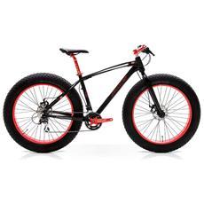 Fat Bike Speedcross 26 - 24v - Disc Idraulico - Nero