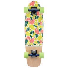 """Cruiser Polynesia 29"""""""" S01cr0012 Skateboard Tipo Cruiser Completo - Componenti Di Alta Qualità"""