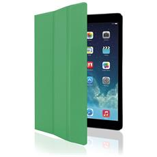 "Phonix IPDAIR2G 9.7"" Custodia a libro Verde compatibile Apple iPad Air"