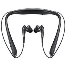 Level U Pro ANC, Stereofonico, Bluetooth, Padiglione auricolare, Interno orecchio, Nero, Bluetooth, Intraurale