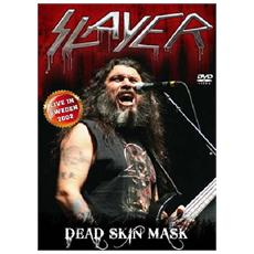 Dvd Slayer - Dead Skin Mask - Live In Sw