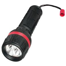 Torcia In Gomma 3 Led