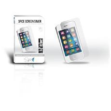 Pellicola Protettiva in Vetro Temperato Trasparente per iPhone 4/4S