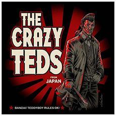 Crazy Teds - Banzai Teddyboy Rules Ok