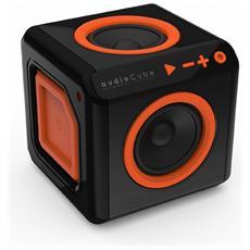 Speaker Audio Portatile AudioCube Bluetooth colore Nero