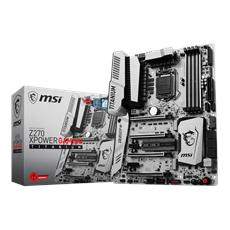 MSI - Scheda Madre Z270 XPOWER GAMING TITANIUM Socket...