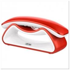 Facile Smile dect Display LCD colore Bianco / Rosso