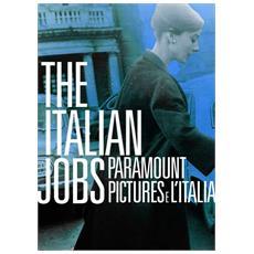 Italian Jobs (The) - Paramount Pictures E Italia (Dvd+Libro)