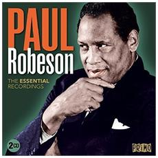 Paul Robeson - The Essential Recordings (2 Cd)