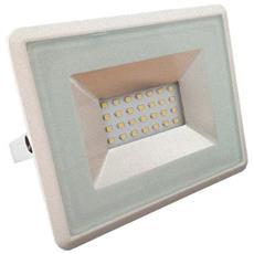 Faretti Led 20w Smd Ip65 Esterno Bianco Impermeabile Luce Naturale 4000k V Tac Vt-4021 5950