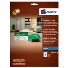 Business Cards, 8,5 cm, 5,4 cm