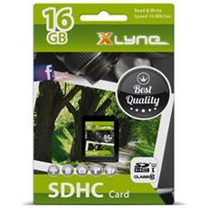 16GB SDHC, SDHC, Class 10