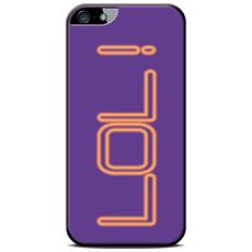 COVCOM3IP4 Cover Viola custodia per cellulare