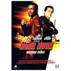 Dvd Rush Hour - Missione Parigi