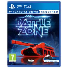 SONY - PS4 - Battlezone VR