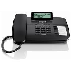 Telefono Base DA710 con Vivavoce colore Nero RICONDIZIONATO