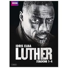Luther - Stagioni 01-04 (5 Blu-Ray) - Disponibile dal 14/06/2018