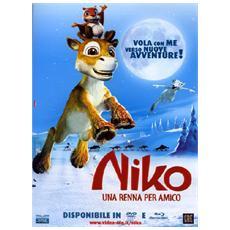 Dvd Niko - Una Renna Per Amico