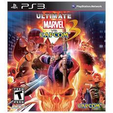 PS3 - Ultimate Marvel Vs Capcom 3
