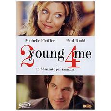 Dvd 2 Young 4 Me - Un Fidanzato Per M.
