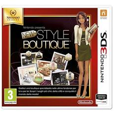 N3DS - New Style Boutique Select