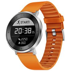 "Smartwatch Fit Short Band Display 1.04"" Bluetooth Taglia S Arancione - Italia"