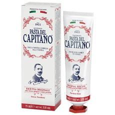 Pasta Del Capitano 1905 Dentifricio Ricetta Originale 75ml