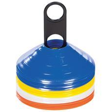 Dischi Per Allenamento Markerspro404 40 Pz Multicolore A030.408.00
