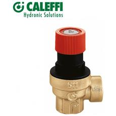 Caleffi 513460 Valvola Sicurezza Ordinaria, 1/2'' Ff 6 Bar