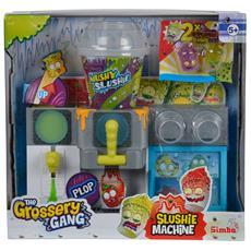 SBA109291003 Grossery Gang - Slushie Maker + 2 personaggi esclusivi