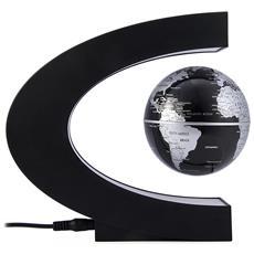 Novità C Forma Levitazione Magnetica Globo Giocattolo Galleggiante Regalo