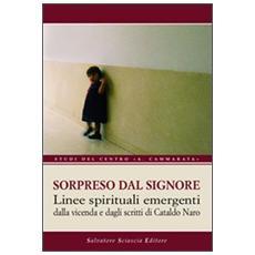 Sorpreso dal Signore. Linee spirituali emergenti dalle vicende e dagli scritti di Cataldo Naro