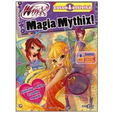Magia mythix! Winx club. Con aggiornamento online. Con gadget