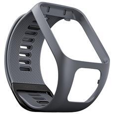 Cinturino Watch R3 regolabile Strap Large - Grigio