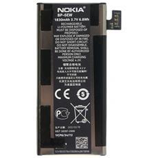 Batteria Originale Bp-6ew Per Nokia Lumia 900 Da 1830ma