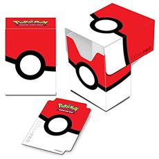 ULTRA PRO Porta mazzo Pokemon Pokeball