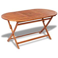Tavolo Da Esterno In Legno Di Acacia