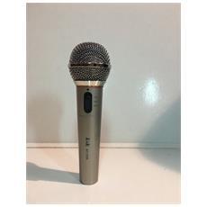 Microfono Wirless Originale Senza Filo E Con Filo Microfono Karaoke