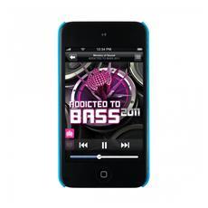 EX714 Cover Blu custodia MP3 / MP4